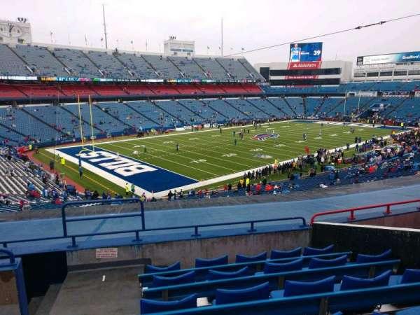 Buffalo Bills Stadium, section: 239, row: 7, seat: 6