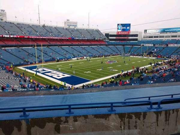 Buffalo Bills Stadium, section: 240, row: 6, seat: 10