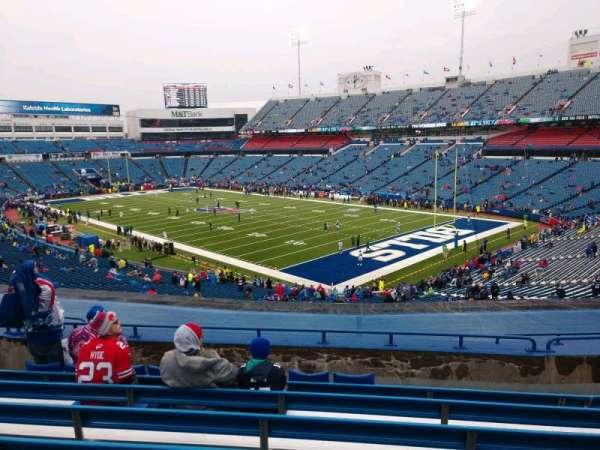 Highmark Stadium, section: 204, row: 10, seat: 12