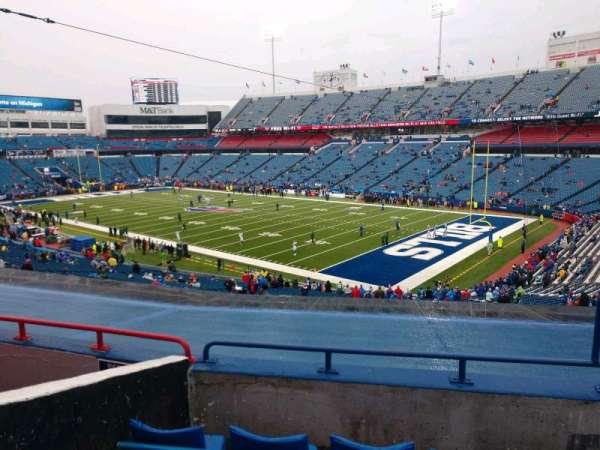 Highmark Stadium, section: 205, row: 5, seat: 3