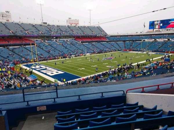 Highmark Stadium, section: 217, row: 7, seat: 2