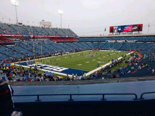 Highmark Stadium, section: 219, row: 5, seat: 10