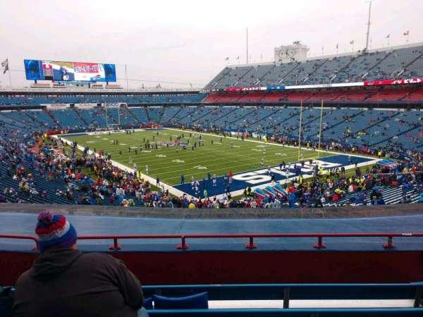 Highmark Stadium, section: 226, row: 6, seat: 15