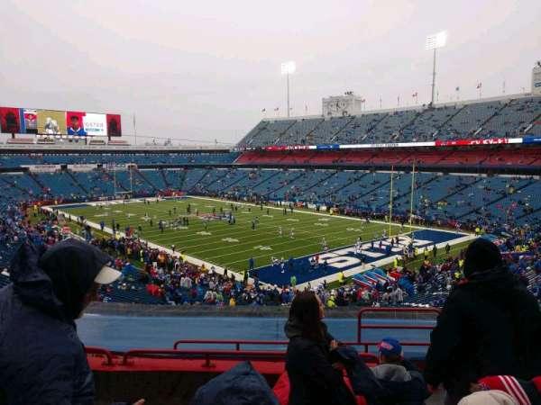 Highmark Stadium, section: 227, row: 8, seat: 2