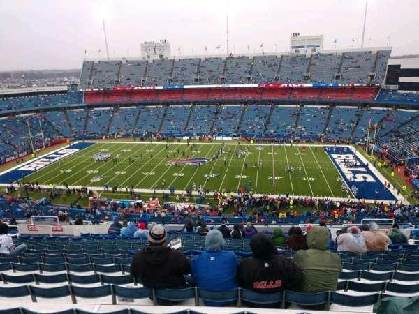 New Era Field, section: 332, row: 28, seat: 13
