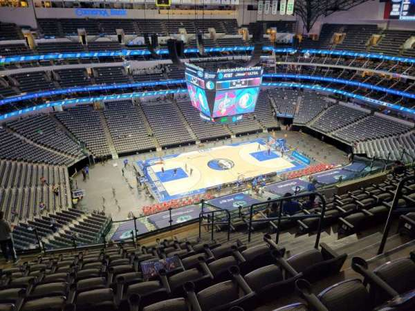 American Airlines Center, section: 329, row: R, seat: 5