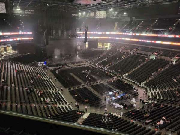 Footprint Center, section: 214, row: 5, seat: 8