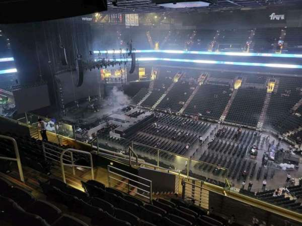 Footprint Center, section: 217, row: 11, seat: 14