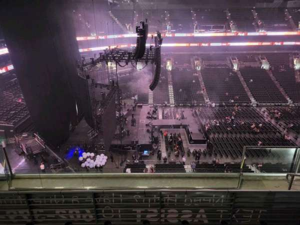 Footprint Center, section: 221, row: 8, seat: 10