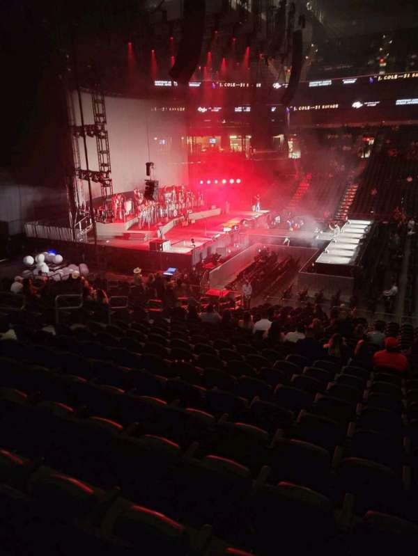 Footprint Center, section: 115, row: 23, seat: 3