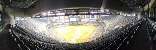 Chase Field, section: 316, row: 32, seat: 21
