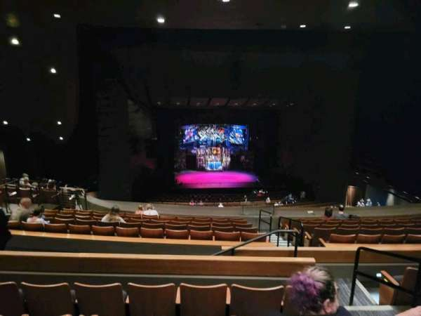 Bass Concert Hall, section: ULC1, row: V, seat: 410