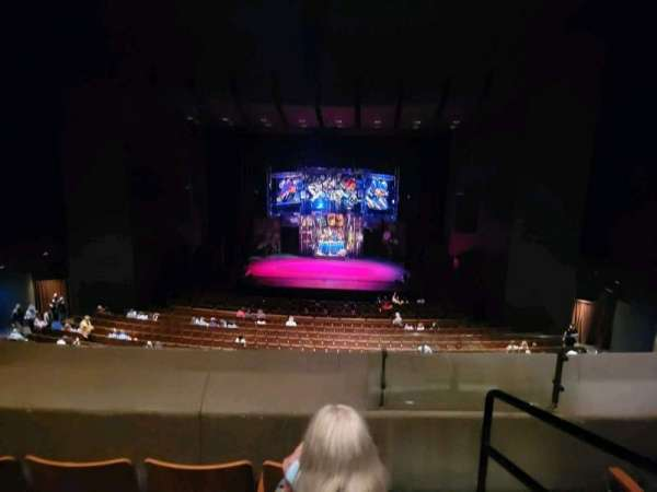 Bass Concert Hall, section: C1, row: L, seat: 428