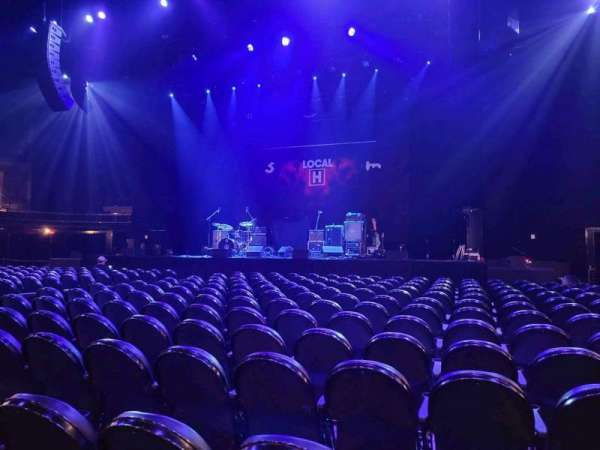 Austin City Limits Live at The Moody Theater, section: floor 4, row: m, seat: 228