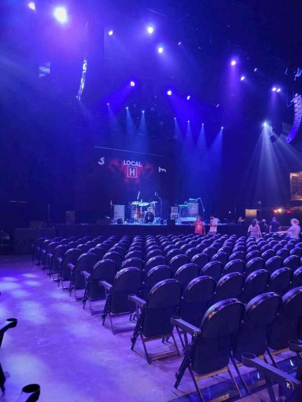 Austin City Limits Live at The Moody Theater, section: Floor 2, row: I, seat: 1