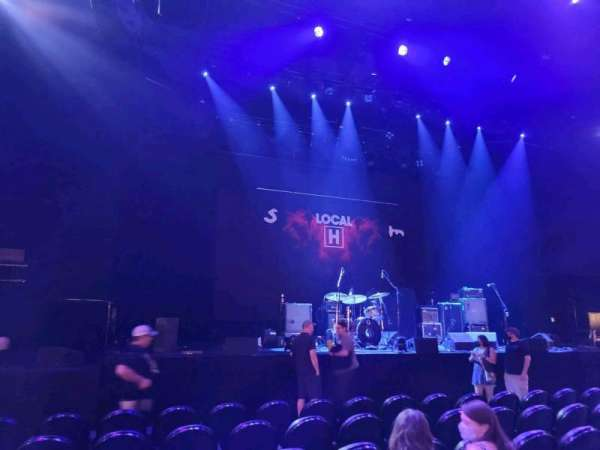 Austin City Limits Live at The Moody Theater, section: Floor 3, row: G, seat: 204