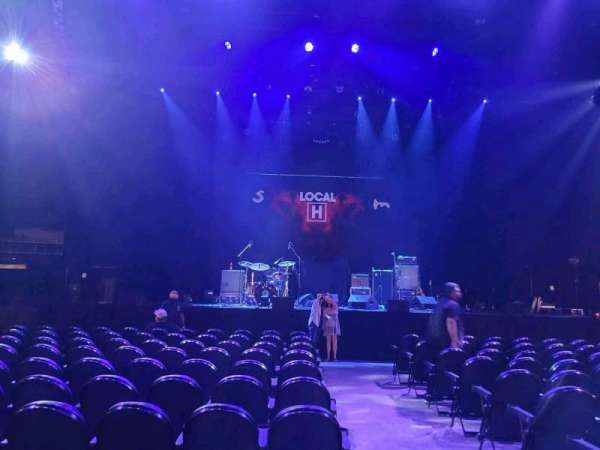 Austin City Limits Live at The Moody Theater, section: Floor 3, row: K, seat: 216