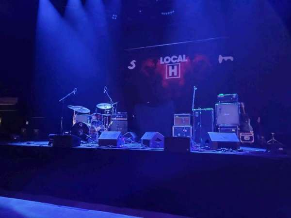 Austin City Limits Live at The Moody Theater, section: Floor 4, row: C, seat: 220