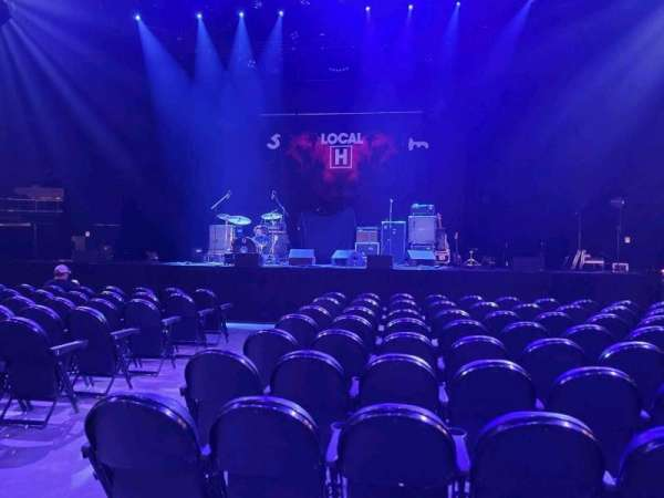 Austin City Limits Live at The Moody Theater, section: Floor 4, row: G, seat: 219