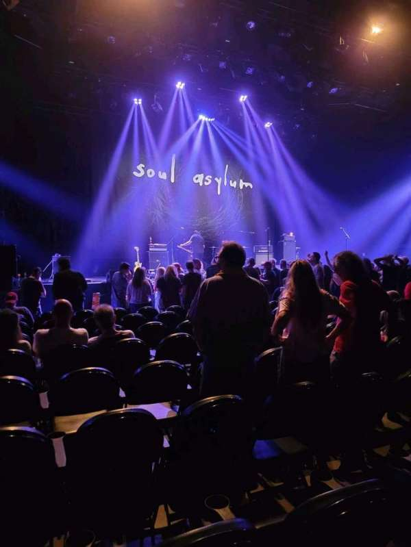Austin City Limits Live at The Moody Theater, section: Floor 3, row: I, seat: 203