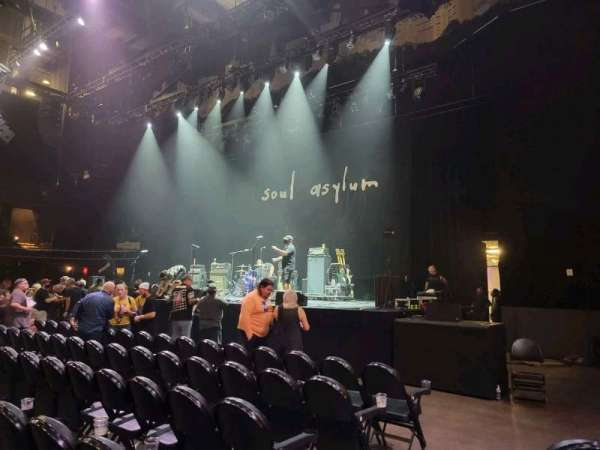 Austin City Limits Live at The Moody Theater, section: Floor 5, row: D, seat: 203