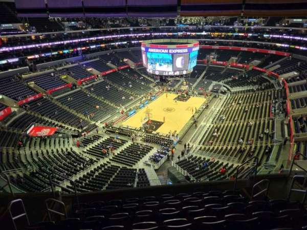 Staples Center, section: 324, row: 7, seat: 8