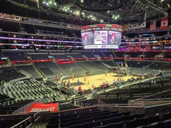 Staples Center, section: PR8, row: 11, seat: 13