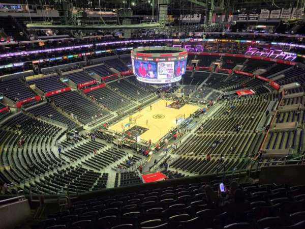 Staples Center, section: 306, row: 10, seat: 13