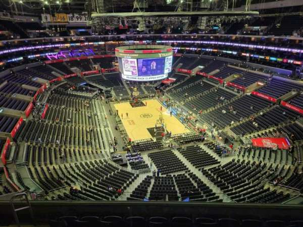 Staples Center, section: 311, row: 6, seat: 15