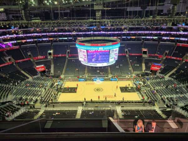 Staples Center, section: 318, row: 10, seat: 18