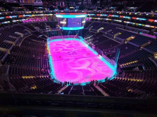 Staples Center, section: 311, row: 6, seat: 11