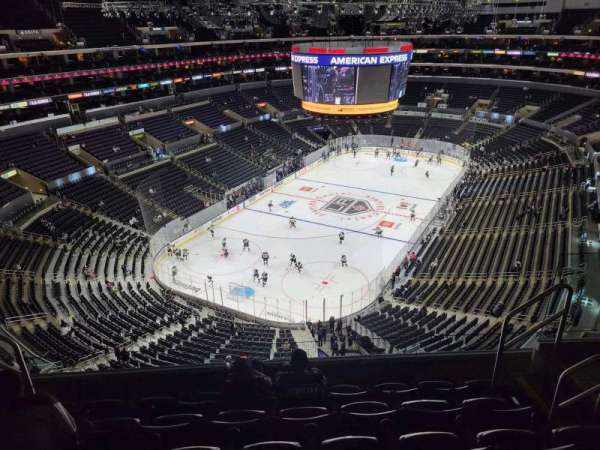 Staples Center, section: 324, row: 6, seat: 6