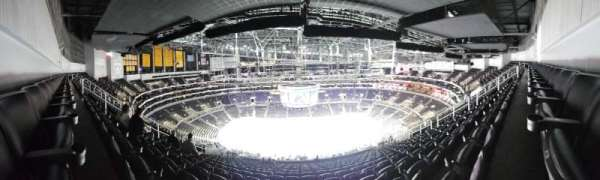 Staples Center, section: 301, row: 15, seat: 15