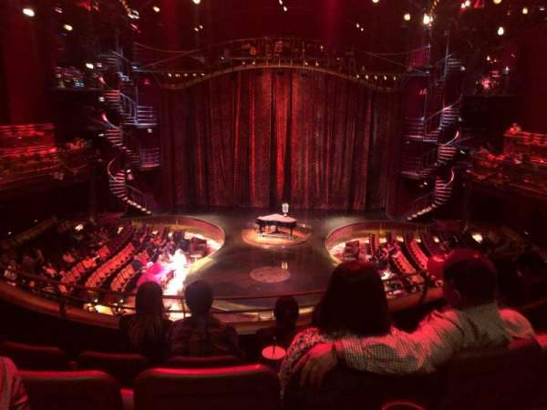 Zumanity Theatre, section: 303, row: DD, seat: 10