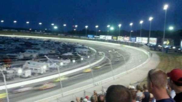 Kentucky Speedway, section: Gs1B, row: 13, seat: 25
