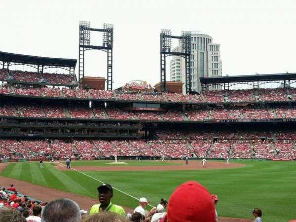 Busch Stadium, section: 131, row: 7, seat: 3