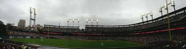 Comerica Park, section: 148, row: M, seat: 23