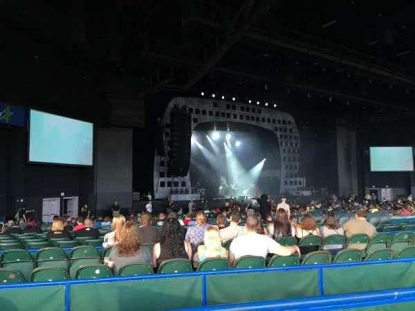 BB&T Pavilion, section: 203, row: 59, seat: 1