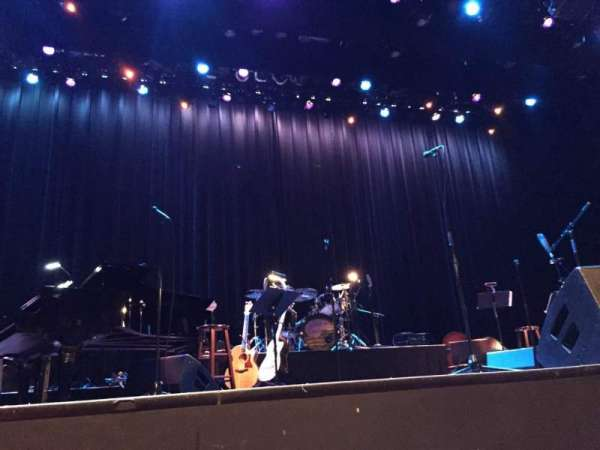 Borgata Music Box, section: 200, row: A, seat: 201