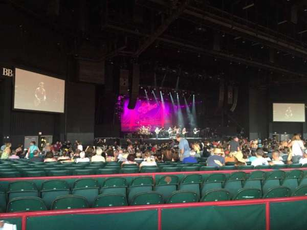 BB&T Pavilion, section: 203, row: 60, seat: 1