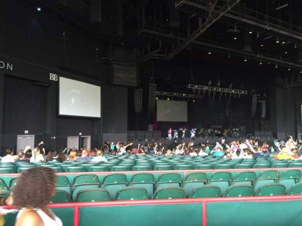 BB&T Pavilion, section: 203, row: 62, seat: 1