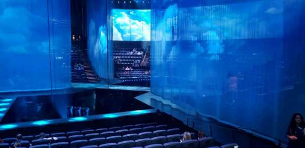 Love Theatre - The Mirage, section: 207, row: o, seat: 5