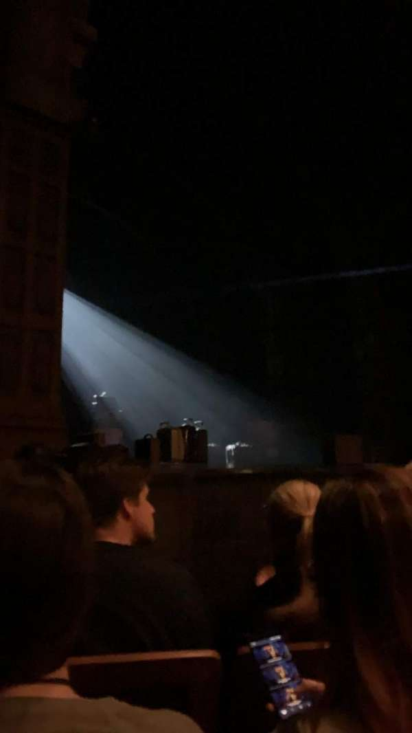 Princess Theatre (Melbourne), section: STALLS, row: D, seat: 9
