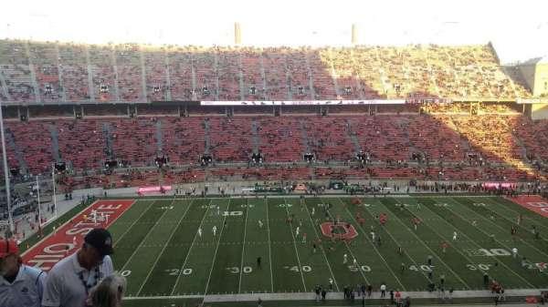 Ohio Stadium, section: 19C, row: 10, seat: 13