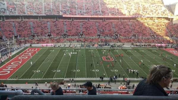 Ohio Stadium, section: 19C, row: 8, seat: 13