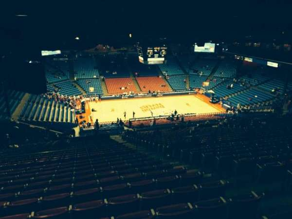 University Of Dayton Arena, section: 406, row: M, seat: 5
