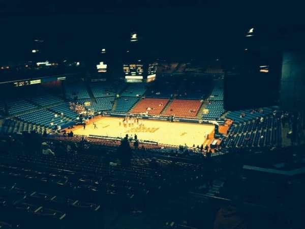 University Of Dayton Arena, section: 401, row: F, seat: 6