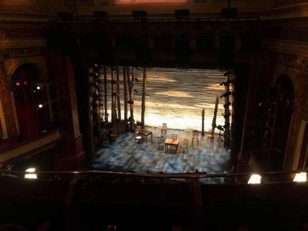Phoenix Theatre, section: Grand Circle, row: C, seat: 8