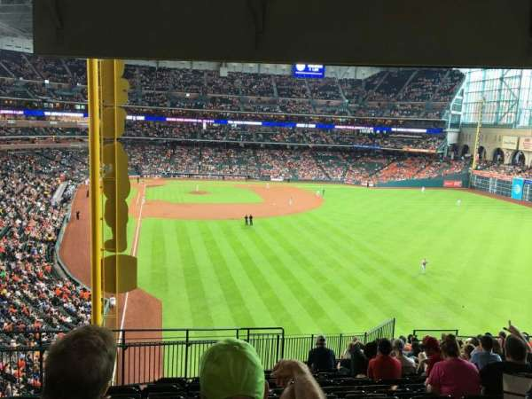 Minute Maid Park, section: 251, row: 17, seat: 3