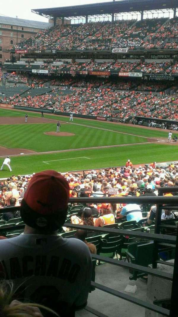Oriole Park at Camden Yards, section: 59, row: 4, seat: 1-2
